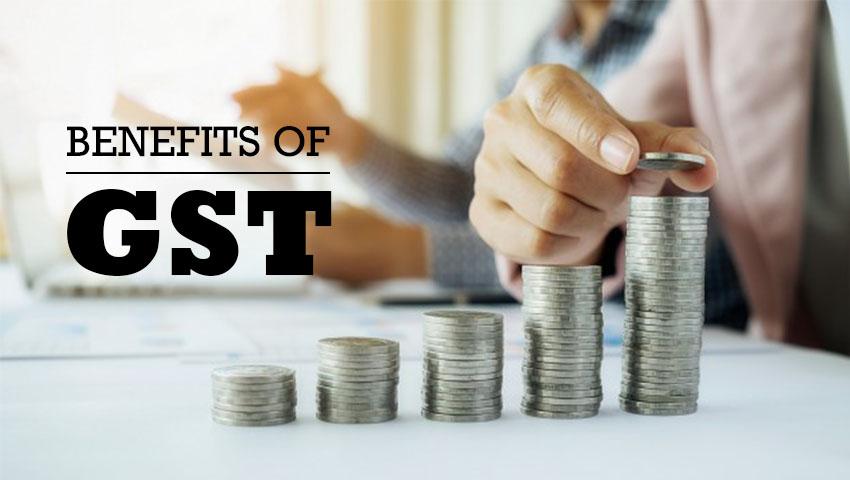 Benefits of Goods & Service Tax